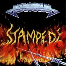 <i>Stampede</i> (Krokus album) 1990 studio album by Krokus
