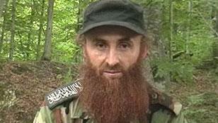 Supyan Abdullayev Vice President of the Chechen Republic of Ichkeria