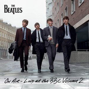 "The Beatles Polska: W Anglii ukazuje się płyta The Beatles - ""Live At The BBC volume 2"""