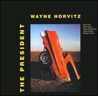 <i>The President</i> (album) 1987 studio album by Wayne Horvitz
