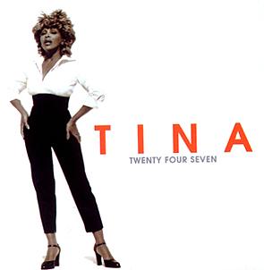 Tina Turner Twenty Four Seven World Tour