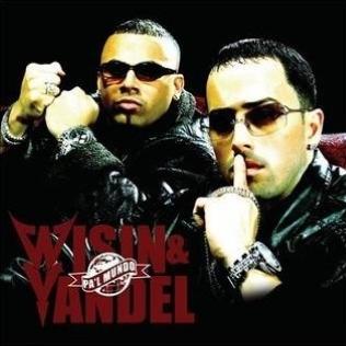 <i>Pal Mundo</i> 2005 studio album by Wisin & Yandel