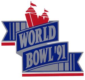 World Bowl 91
