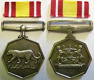 Nkwe Medal
