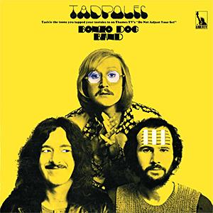 <i>Tadpoles</i> (album) 1969 studio album by Bonzo Dog Band