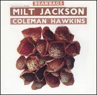 <i>Bean Bags</i> 1960 studio album by Milt Jackson and Coleman Hawkins
