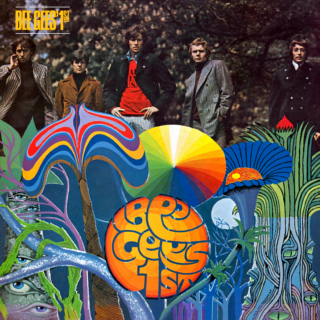 <i>Bee Gees 1st</i> 1967 studio album by Bee Gees
