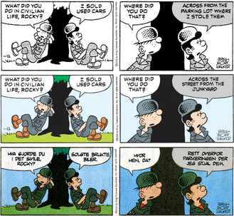 Beetle Bailey Wikipedia