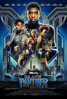 Black Panther (film) - Wikipedia
