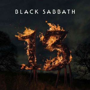 <i>13</i> (Black Sabbath album) 2013 studio album by Black Sabbath
