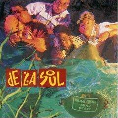 <i>Buhloone Mindstate</i> 1993 studio album by De La Soul