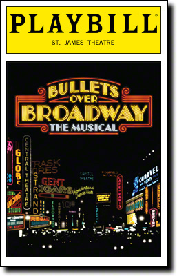 Bullets Over Broadway Musical Wikipedia