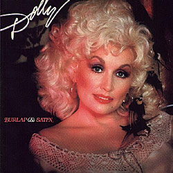 <i>Burlap & Satin</i> 1983 studio album by Dolly Parton