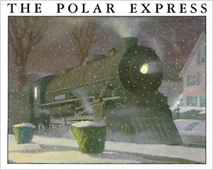 POLAR THE BOOK EXPRESS