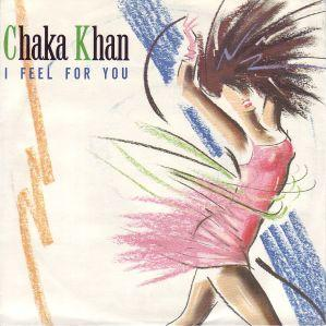 Chaka Khan — I Feel for You (studio acapella)