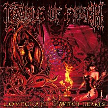 <i>Lovecraft & Witch Hearts</i> 2002 compilation album by Cradle of Filth