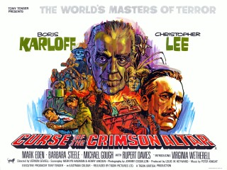 <i>Curse of the Crimson Altar</i> 1968 film by Vernon Sewell