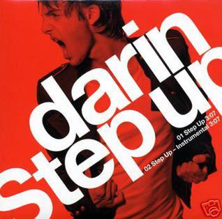 Step Up (Darin song) single by Darin Zanyar