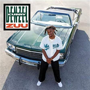 Photo of Denzel Curry  - car