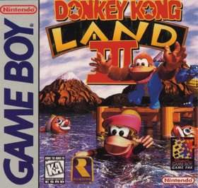 File:Donkey Kong Land III Coverart.jpg