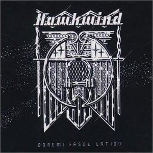 <i>Doremi Fasol Latido</i> 1972 studio album by Hawkwind