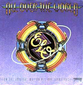 All Over the World (Electric Light Orchestra song) single