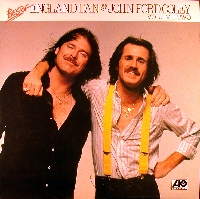 <i>The Best of England Dan and John Ford Coley Vol. 2</i> 1981 greatest hits album by England Dan & John Ford Coley