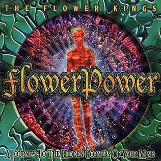 The Flower Kings (et associés ) Flower_Power_cover