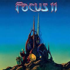 <i>Focus 11</i> 2018 studio album by Focus