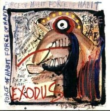 <i>Force of Habit</i> album by Exodus