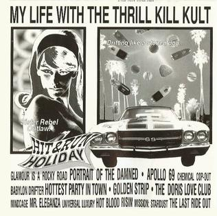 <i>Hit & Run Holiday</i> 1995 studio album by My Life with the Thrill Kill Kult