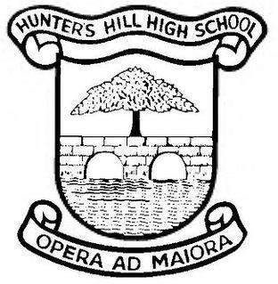 Hunters Hill High School high school in Sydney, Australia