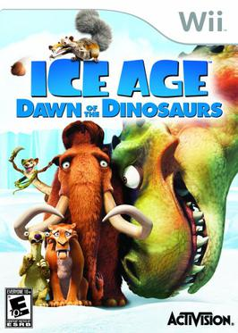 Ice Age Dawn Of The Dinosaurs Video Game Wikipedia