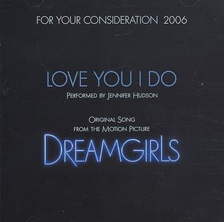 2006 song performed by Jennifer Hudson