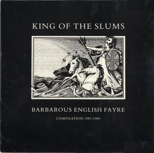 <i>Barbarous English Fayre</i> 1989 compilation album by King of the Slums