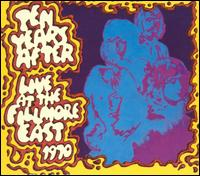 <i>Live at the Fillmore East 1970</i> 2001 live album by Ten Years After