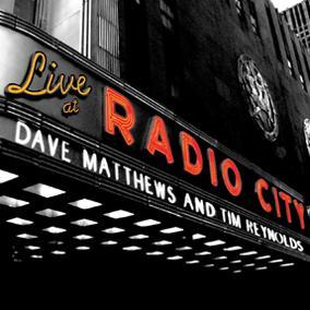 <i>Live at Radio City</i> 2007 live album by Dave Matthews and Tim Reynolds
