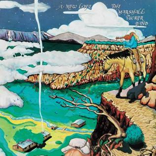 <i>A New Life</i> (album) 1974 studio album by Marshall Tucker Band
