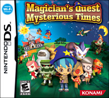 Magician's Quest: Mysterious Times - Wikipedia