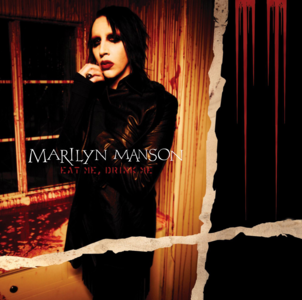 <i>Eat Me, Drink Me</i> 2007 studio album by Marilyn Manson