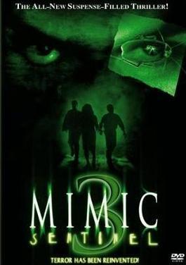 Derniers achats DVD/Blu-ray/VHS ? - Page 3 Mimic3dvd