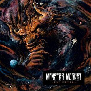 <i>Last Patrol</i> 2013 studio album by Monster Magnet