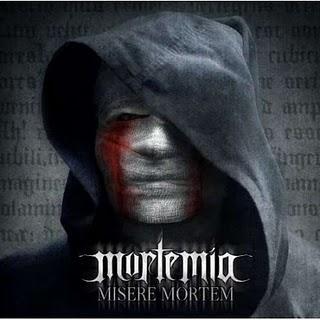 <i>Misere Mortem</i> 2010 studio album by Mortemia