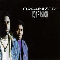 <i>Organized Konfusion</i> (album) 1991 studio album by Organized Konfusion