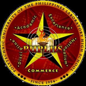 Polytechnic University of the Philippines Laboratory High School Commercial, state, laboratory school in Manila, Metro Manila, Philippines