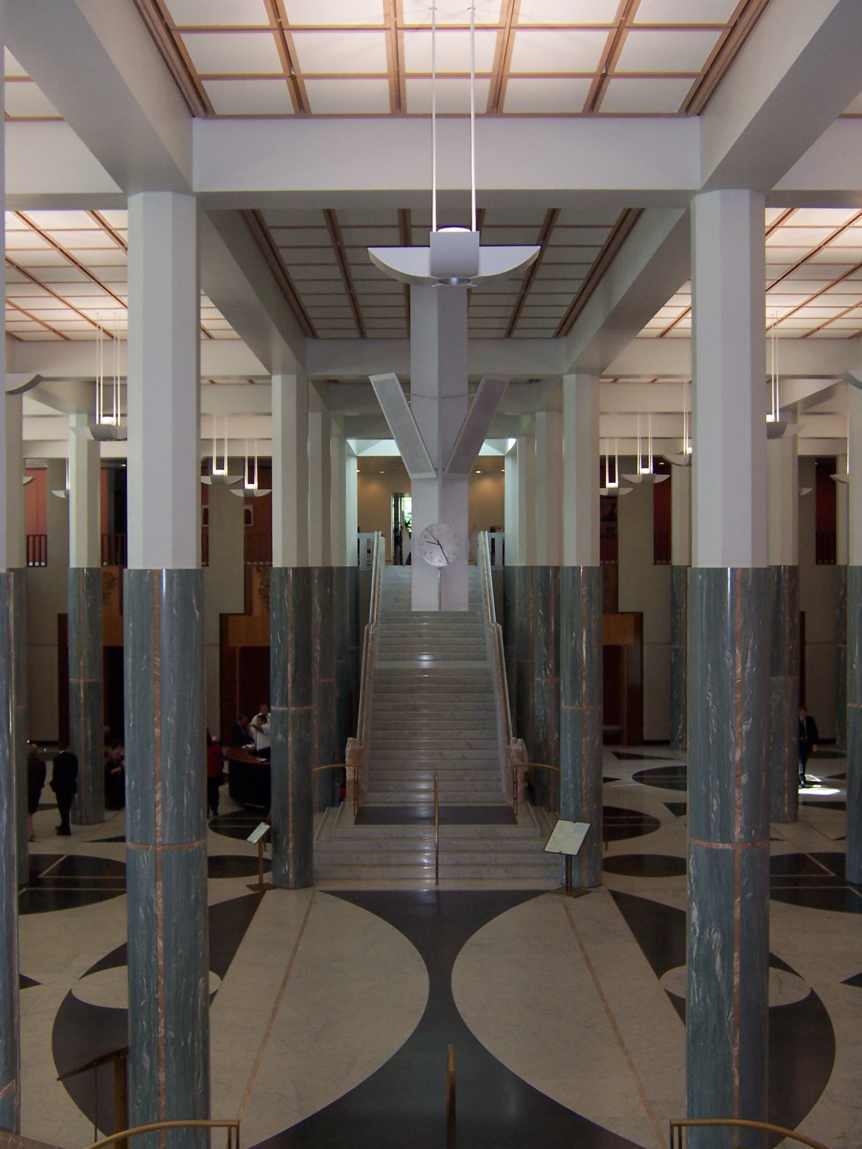 houses of parliament interior. File Parliament of australia interior jpg  Wikipedia