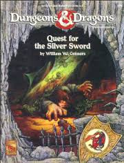 Cover of Quest for the Silver Sword
