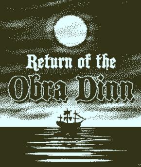 Games You Love in a Genre You Don't Return_of_the_Obra_Dinn_logo-title