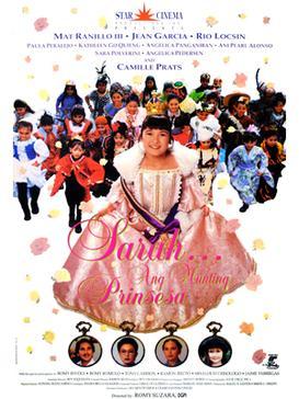 Sarah Ang Munting Prinsesa Wikipedia