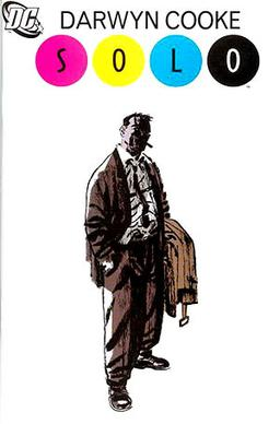 Solo #5 (Aug. 2005), featuring Slam Bradley. Cover art by Cooke. Solo-5.jpg